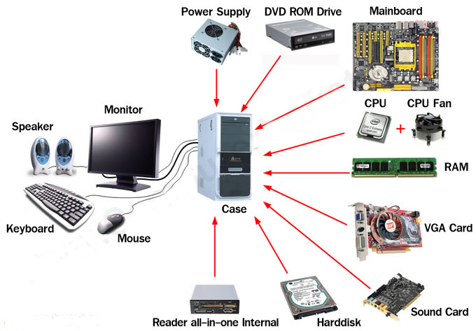 Computer Hardware And Software Diffrence Between Hardware